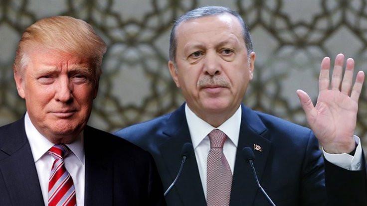 Erdoğan - Trump diyaloğu tweeti!