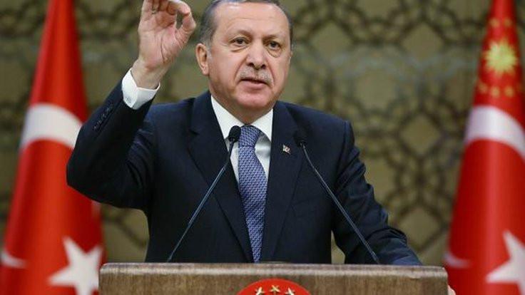 Erdoğan: CHP'li belediye eşcinsel kotası getirmiş!