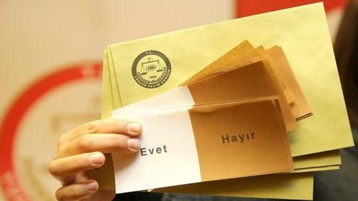 CHP'den referandum analizi: 'Evet'çiler pişman