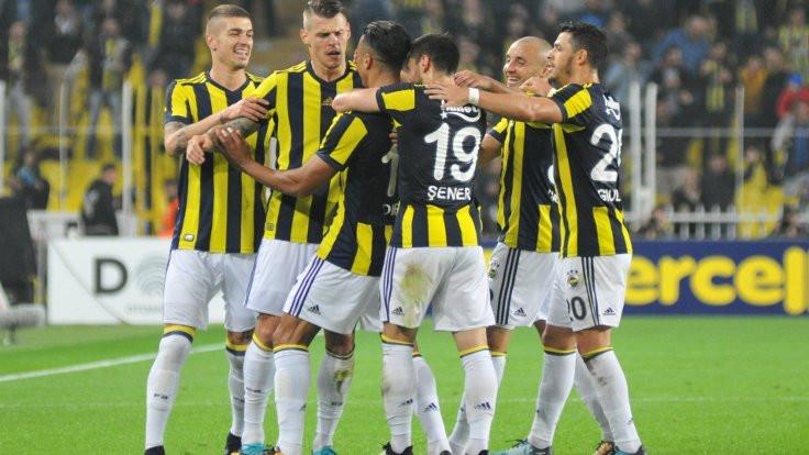 Fenerbahçe'de Soldado günü!