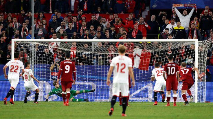 Ronaldo rekor kırdı, Sevilla 3-0'dan döndü