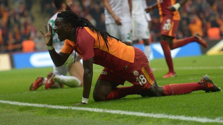 Galatasaray, Aytemiz Alanyaspor'u mağlup etti