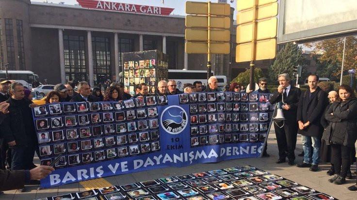 10 Ekim katliamında yitirilenler anıldı