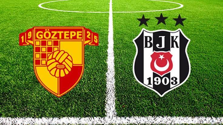 Beşiktaş, Göztepe'yi 3-1 mağlup etti