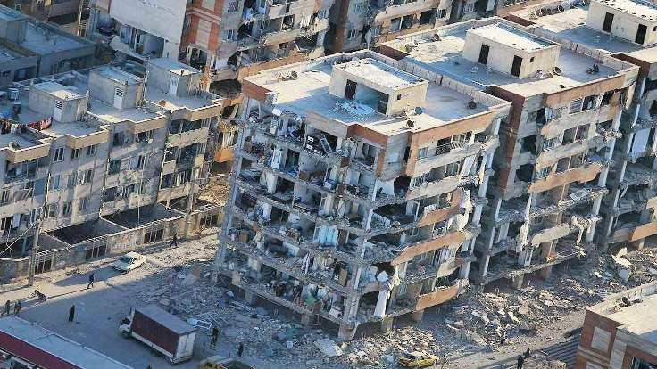 Depremde can kaybı 537'ye yükseldi