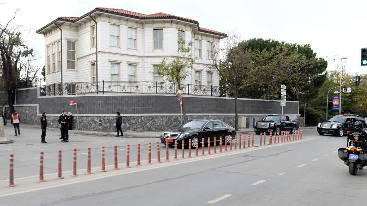 Erdoğan'ın evinde sürpriz görüşme