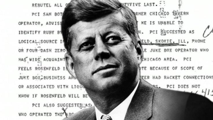 Kennedy suikastının sır gibi saklanan yüzde 1'i