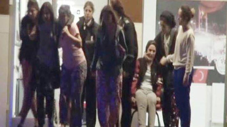 Kız yurdunda öğrencilere 'öleceksiniz' tehdidi