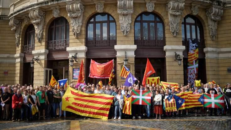 Katalonya'da sınıf, hegemonya ve bağımsızlık