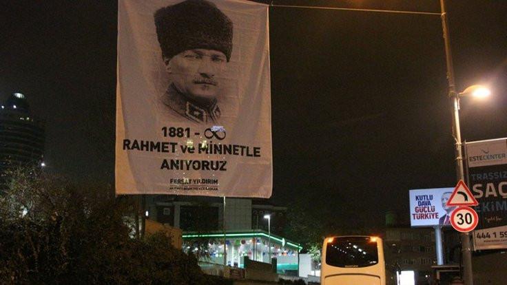 'Atatürk sevilecekse onu da biz severiz'
