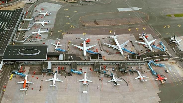 Kopenhag, Atlas Global'in uçuşlarını durdu
