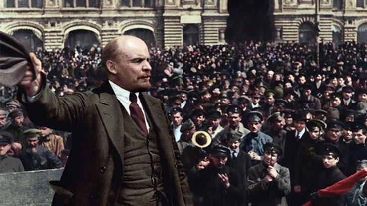 Kardeşini kaybetmek Lenin'i nasıl etkiledi?