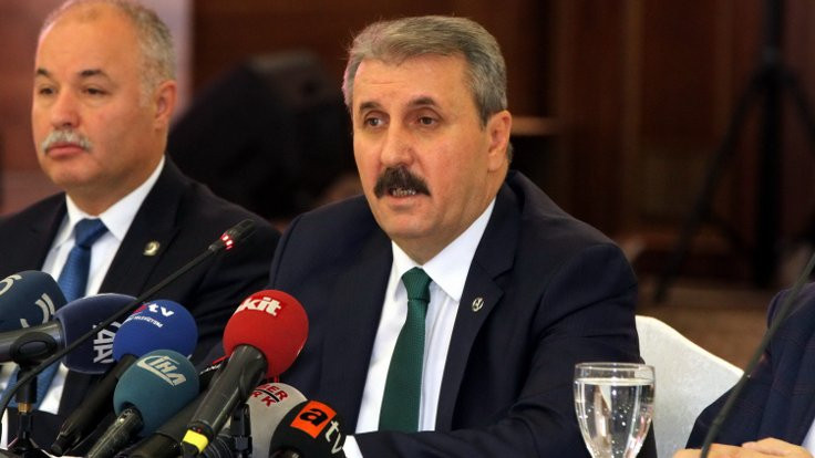 Mustafa Destici: 'Evet' diyenlerin ittifakı normal karşılanacaktır