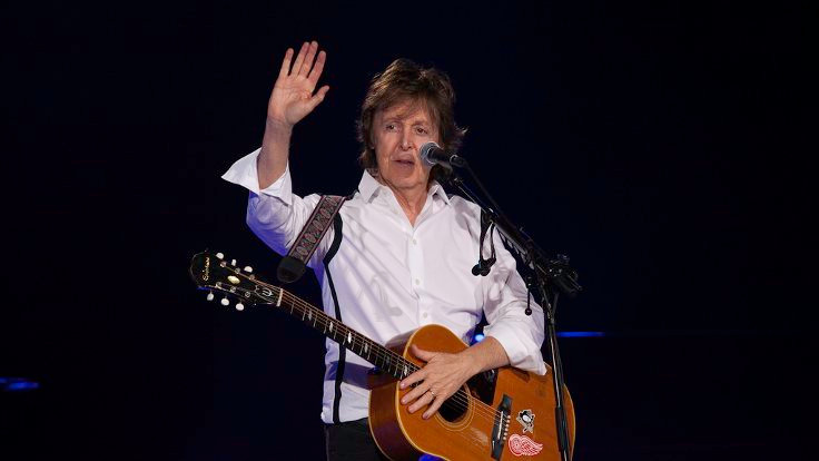 Paul McCartney: Et yemeyin!
