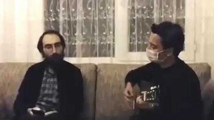 Piyanist Ceylan, Özakça'yı ziyaret etti