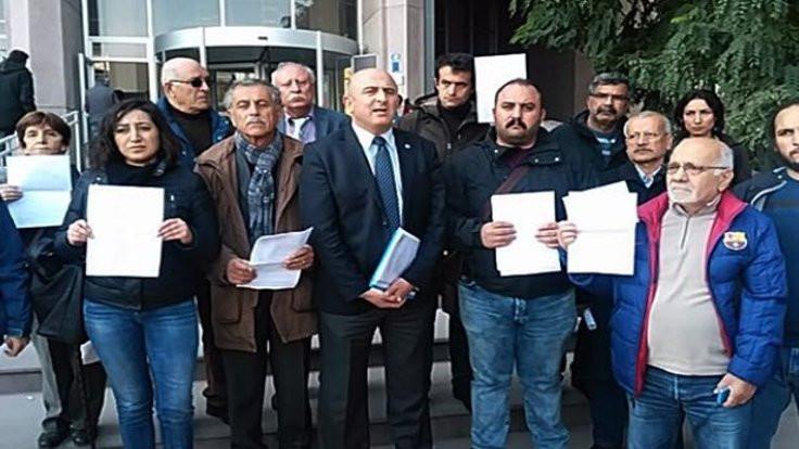 İstifa eden belediye başkanları hakkında suç duyurusu
