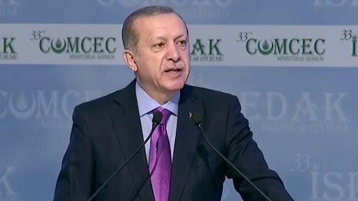 Erdoğan'dan telefona 'fıtrat kriteri'
