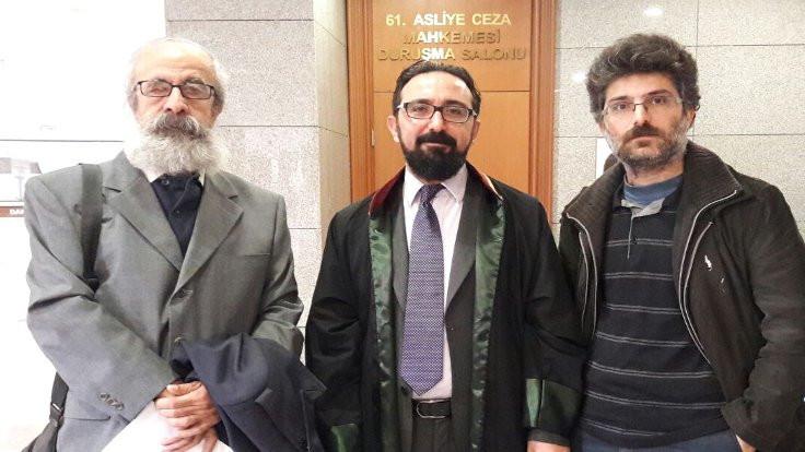 'Erdoğan'a hakaret' davası ertelendi
