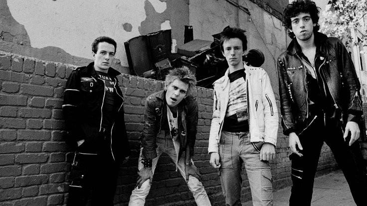 Ankara'dan İngiltere'ye Punk yolu: The Clash