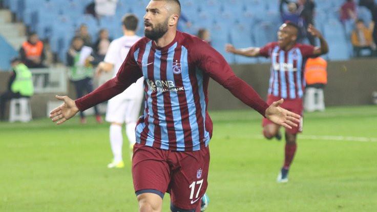 7 gollü maçın galibi Trabzonspor