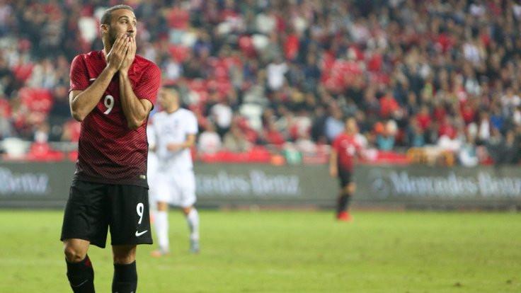 Türkiye, Arnavutluk'a mağlup oldu
