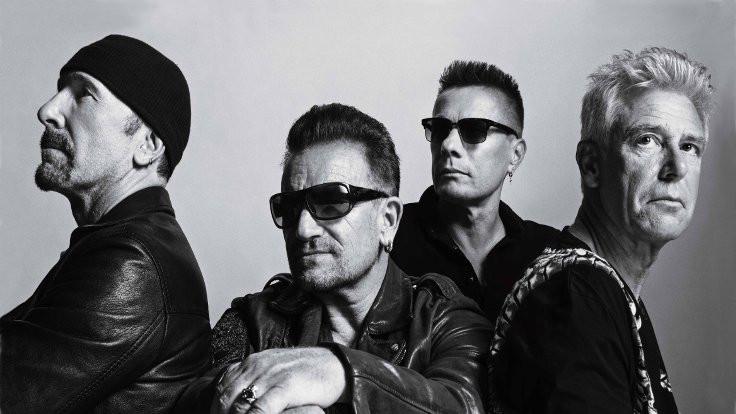 U2'dan yeni albüm müjdesi!