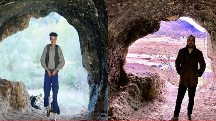 Salako'nun mağarası Gulyabani'nin bahçesi