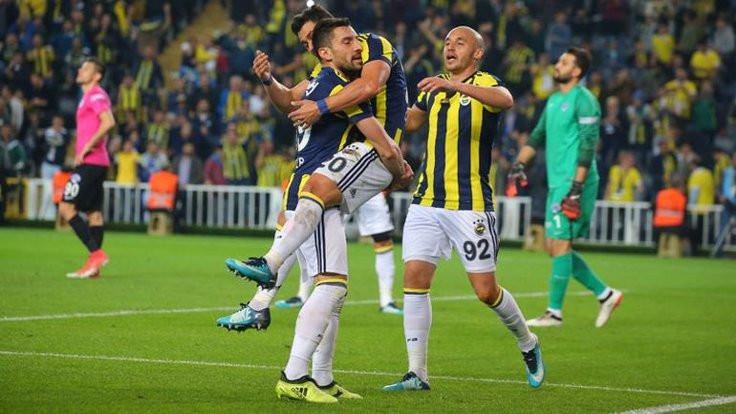 6 gollü maçın galibi Fenerbahçe