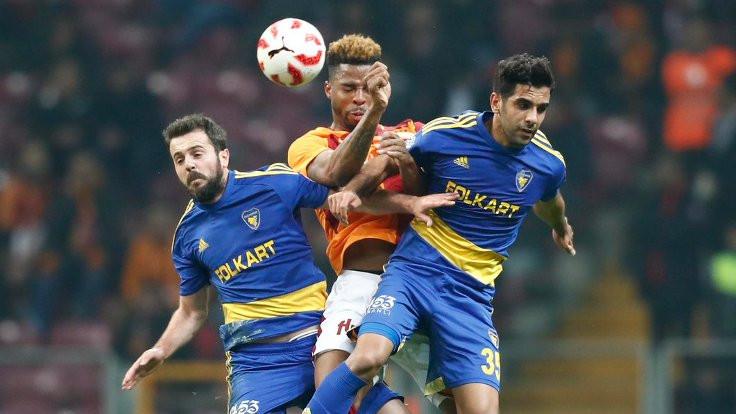 Galatasaray'dan tur için avantajlı skor