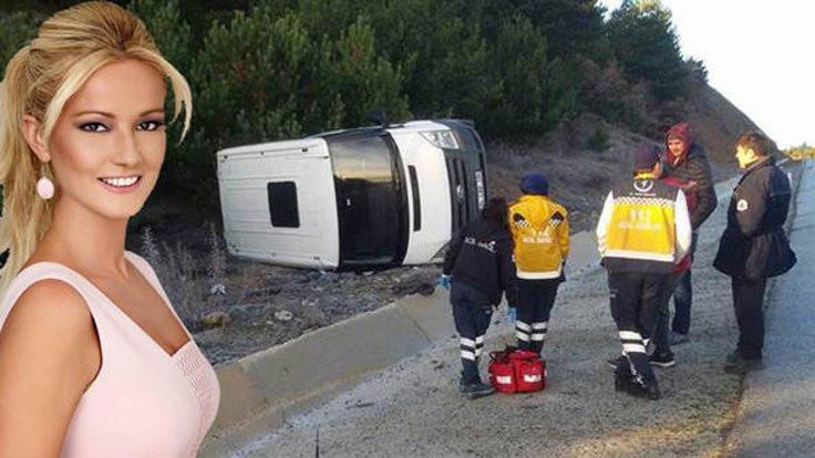 Müge Anlı'nın ekibi kaza yaptı