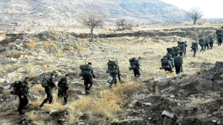 Irak'ta çatışma: 2 asker hayatını kaybetti