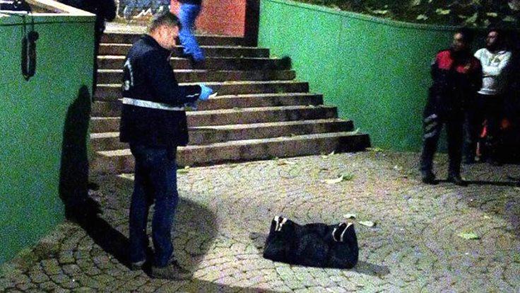 Valiz içine konulmuş bebek cesedi bulundu
