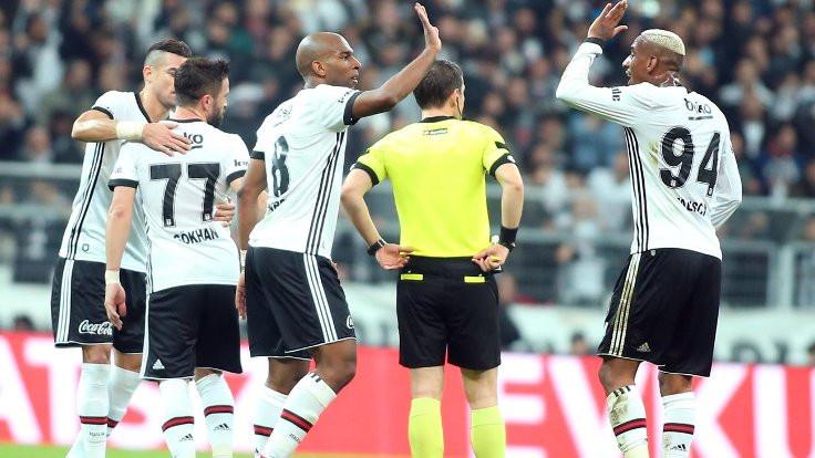 Beşiktaş, 4 farkla kazandı