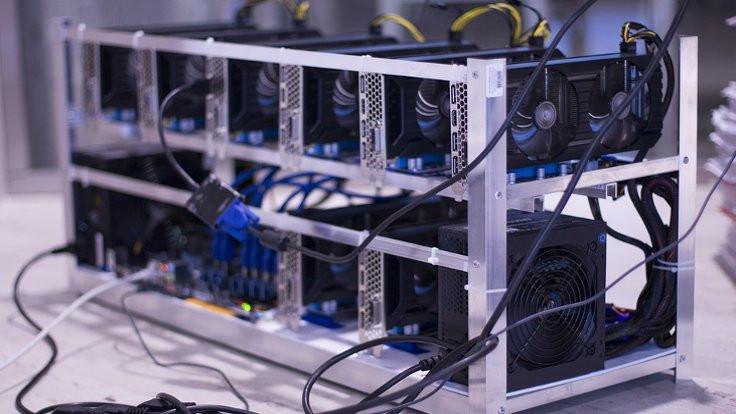 Gümrükte Bitcoin madencilerine operasyon
