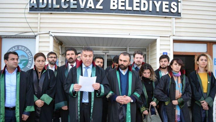 Bitlis Barosu, avukata yapılan saldırıyı kınadı
