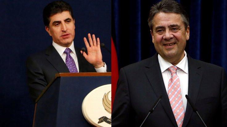 Barzani'nin yanında Bağdat'a çağrı