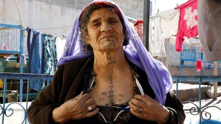 Mardin ve Şanlıurfa'nın dövmeli kadınları
