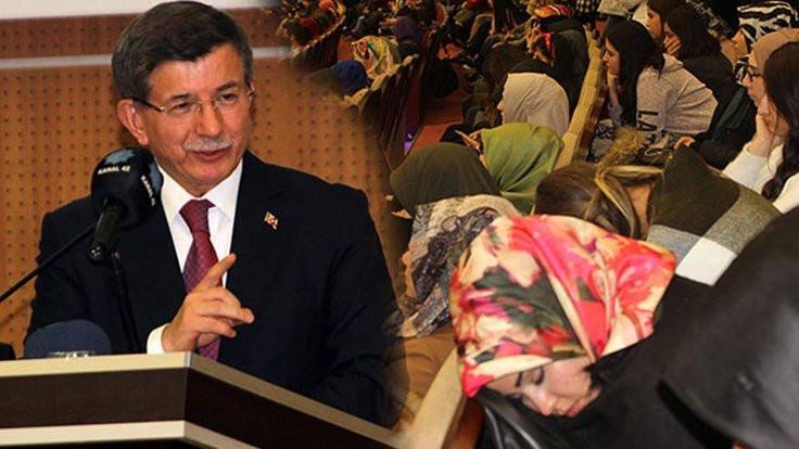 Davutoğlu'nun Kudüs konferansı uyuttu