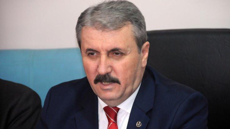 Destici: İdam teklifini Meclis'e sunacağız