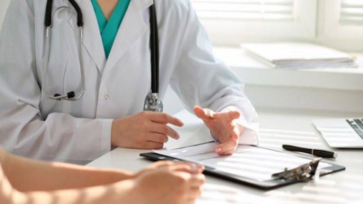 Sağlık personeline karne dönemi