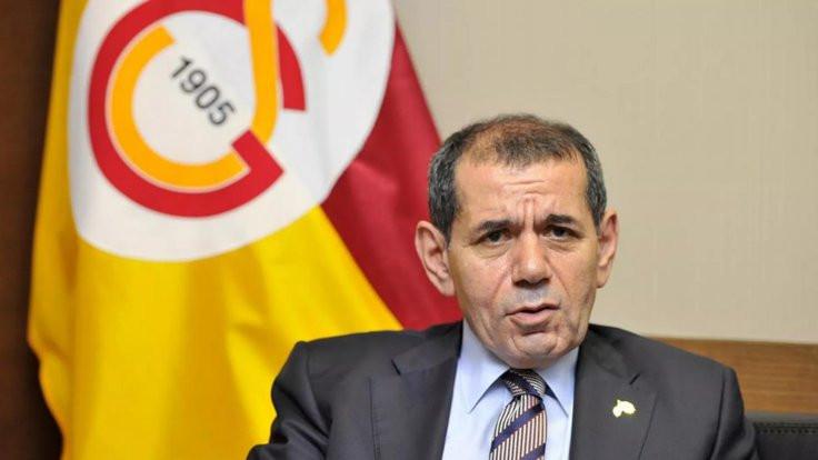 Dursun Özbek: Ünal abi, son seçimde Galatasaray'ı bırakıp kaçtın