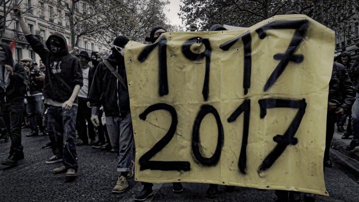 Dünya 100. yılında Ekim Devrimi için ne dedi?