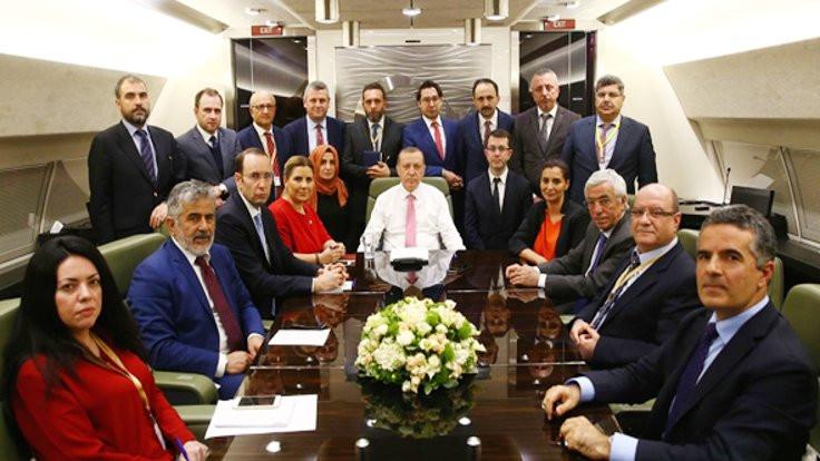 Erdoğan: Biz vurduk mu oturturuz