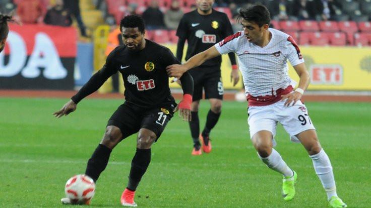 Eskişehirspor'dan farklı galibiyet
