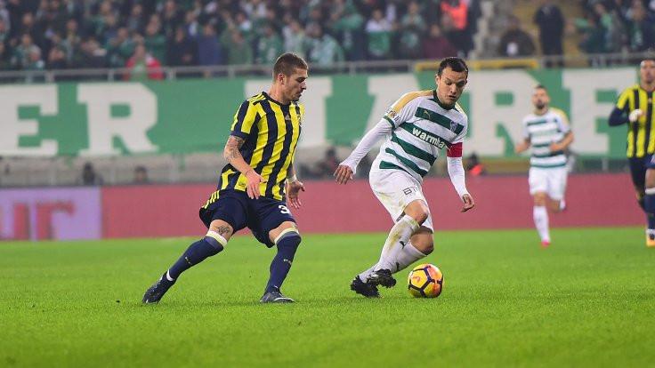 Fenerbahçe'den üst üste dördüncü galibiyet