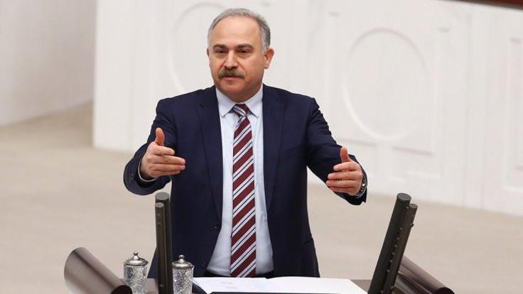 CHP'li Gök'ten sümenaltı edilen rapor soruları