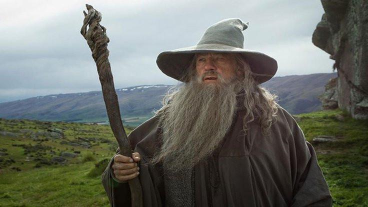 Gandalf'tan vazgeçemiyor!