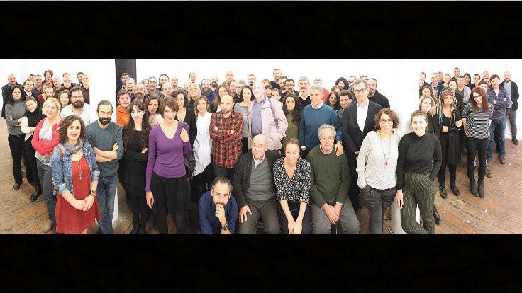 Tutuklu gazetecilere yeni yıl mesajı