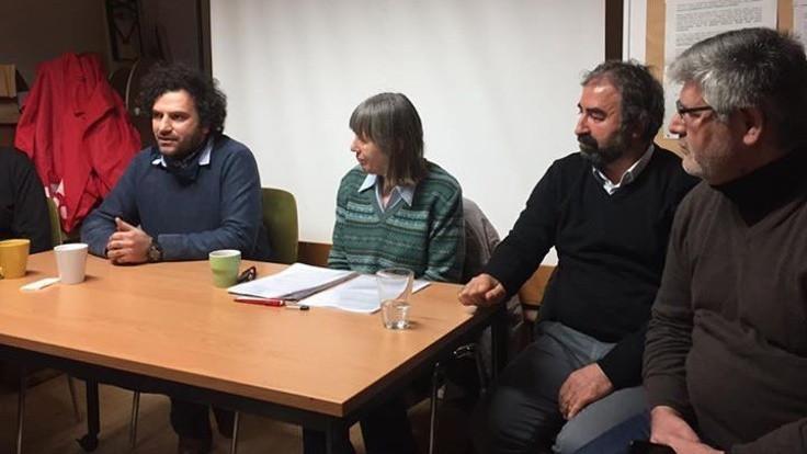 Almanya'da 'Eren Keskin ile Dayanışma Etkinliği' düzenlendi