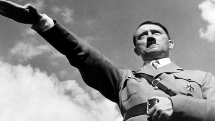 Hitler'in kitabı Kanada'da bulundu